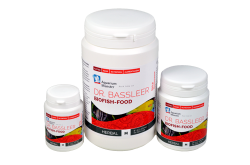 Bassleer Biofish Food Herbal verpakking