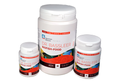 Bassleer Biofish Food Acai Packing