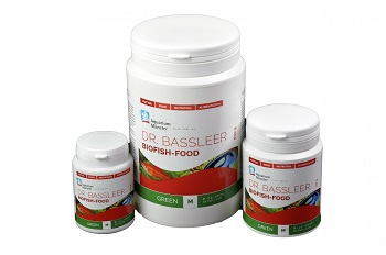Bassleer Biofish Food Green Packing