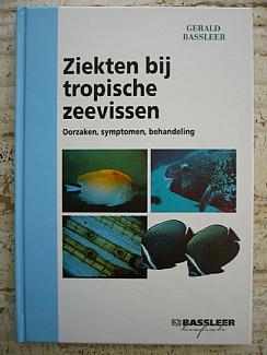 Cover van het boek Ziekten bij tropische zeevissen