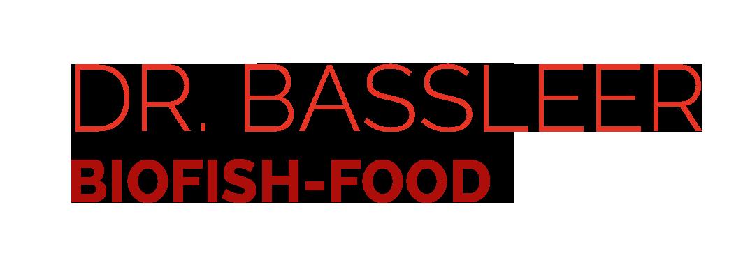 Dr Bassleer Biofish Food logo