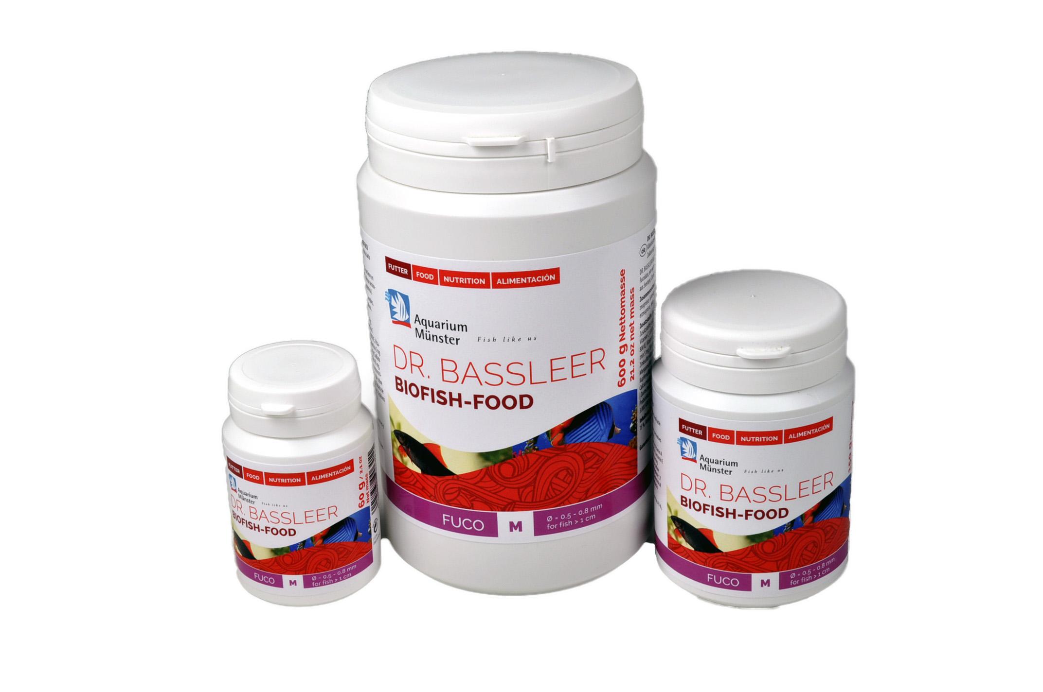 Bassleer Biofish Food Forte Packing