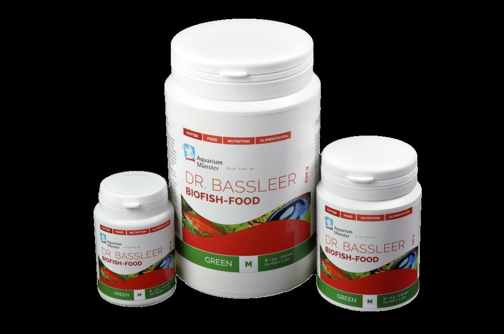 Bassleer Biofish Food Green Packing